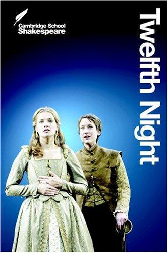 Twelfth Night 9780521618779