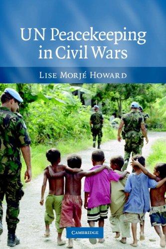 UN Peacekeeping in Civil Wars 9780521707671