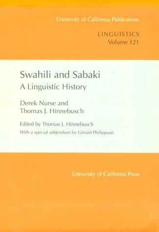 Uc Publications in Linguistics