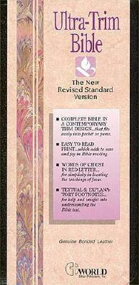 Ultra-Trim Bible-NRSV 9780529070906