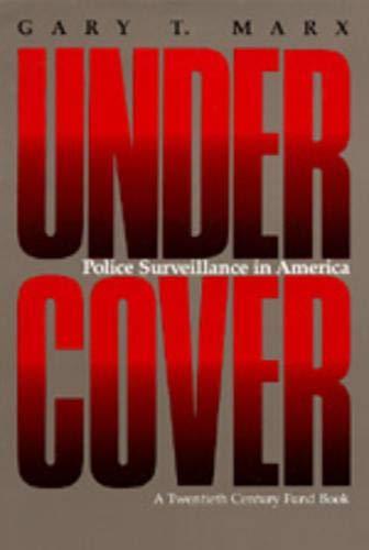 Undercover 9780520069695