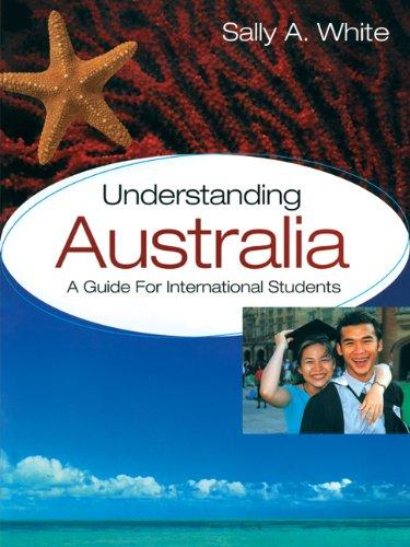 Understanding Australia: A Guide for International Students 9780521541992