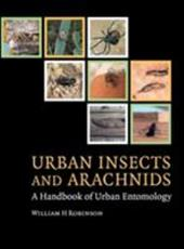 Urban Insects and Arachnids: A Handbook of Urban Entomology 1779371