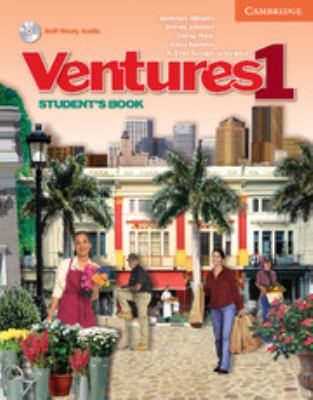 Ventures 1: Student's Book [With CD (Audio)] 9780521548380