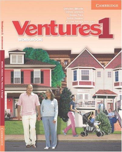 Ventures 1 9780521679589