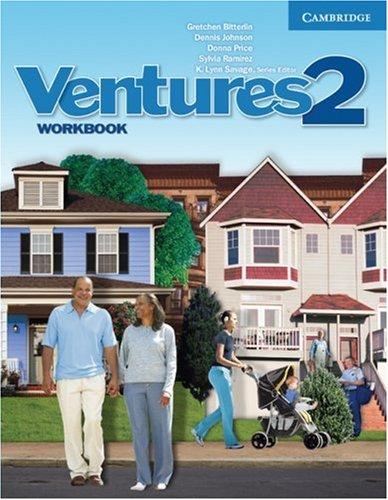Ventures 2 Workbook 9780521679596