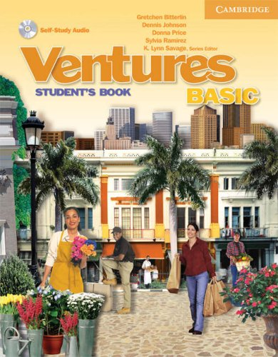Ventures Basic Student's Book [With CD] 9780521719827