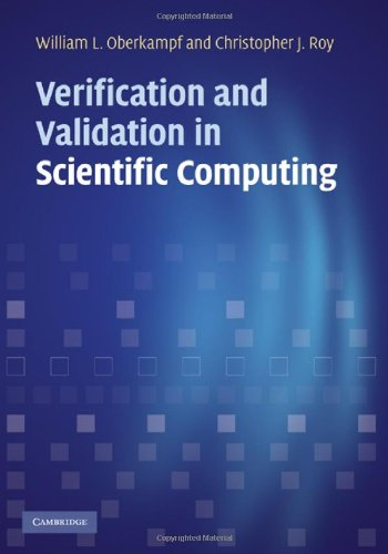 Verification and Validation in Scientific Computing 9780521113601