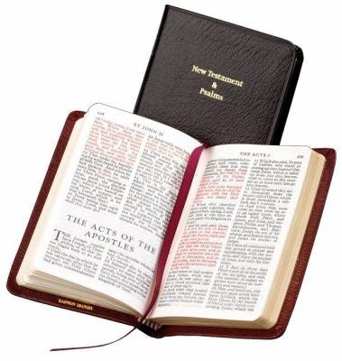 Vest-Pocket New Testament and Psalms-KJV by Cambridge University