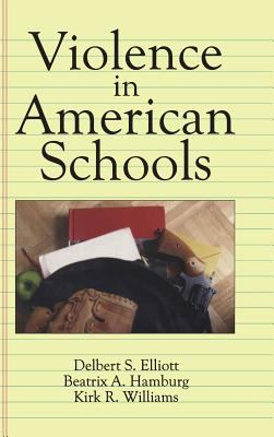 Violence in American Schools: A New Perspective 9780521594509