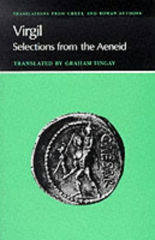 Virgil: Selections from the Aeneid 9780521288064