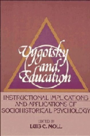 Vygotsky and Education 9780521360517
