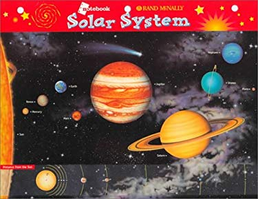 Wall Map-Notebook Map Solar System 9780528839818