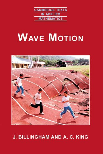 Wave Motion 9780521634502