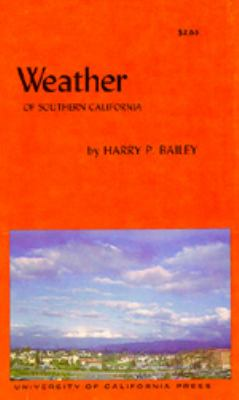 Weather of Southern California 9780520000629