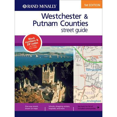 Westchester & Putnam Counties 1st Ed 9780528858253