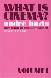 What Is Cinema?: Vol. I 1704487