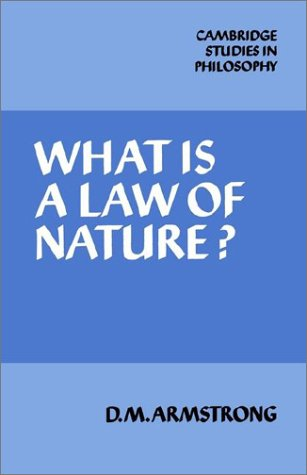 What Is a Law of Nature? 9780521314817