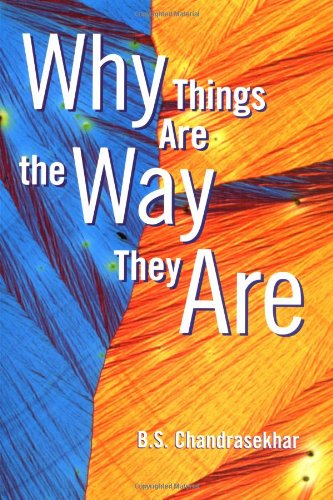 Why Things Are the Way They Are 9780521456609