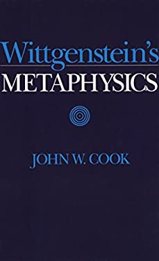 Wittgenstein's Metaphysics 9780521460194