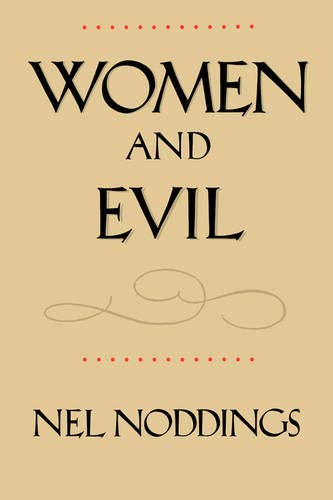 Women and Evil 9780520074132