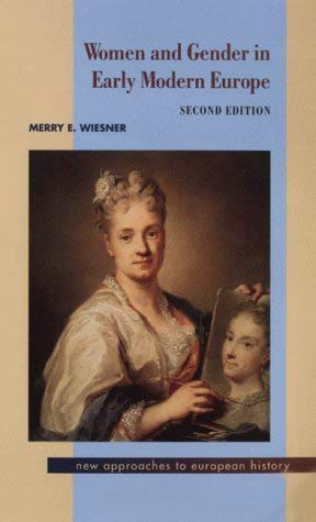 Women and Gender in Early Modern Europe 9780521771054