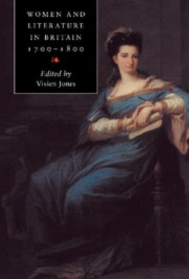 Women and Literature in Britain, 1700 1800 9780521583473