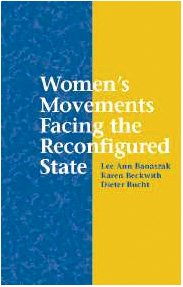 Women's Movements Facing the Reconfigured State 9780521812788