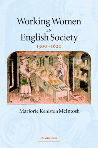 Working Women in English Society, 1300-1620 9780521608589