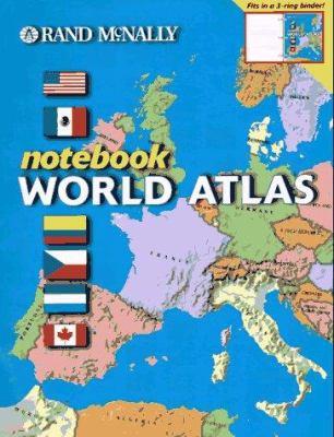 World Atlas 9780528838071