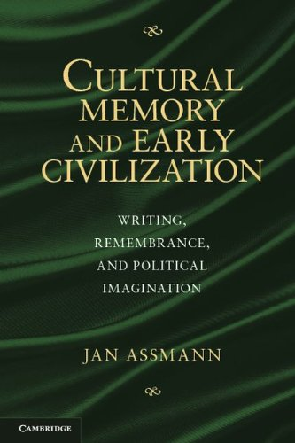 Writing, Ritual and Cultural Memory in the Ancient World