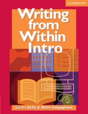 Writing from Within Intro Student's Book 9780521606264