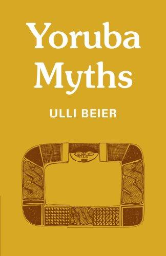 Yoruba Myths 9780521228657