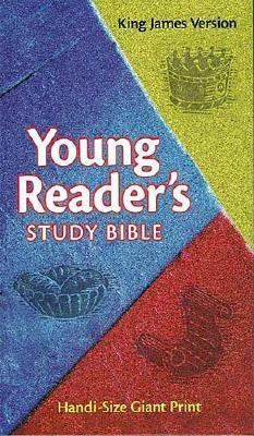 Young Reader's Study Bible-KJV-Handi-Size Giant Print 9780529110008
