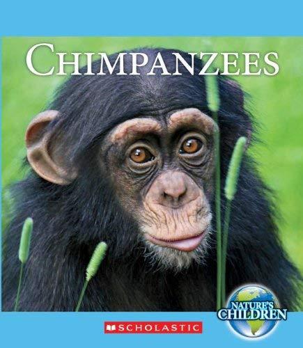 Chimpanzees 9780531210857