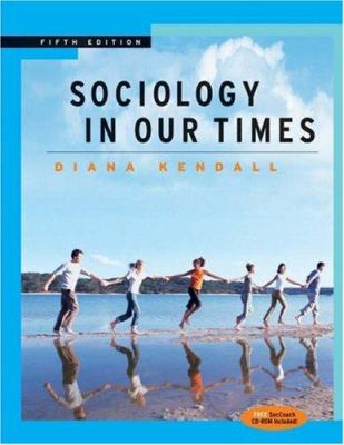 Thomson Advantage Books: Sociology in Our Times (Looseleaf Version with CD-ROM and Infotrac)