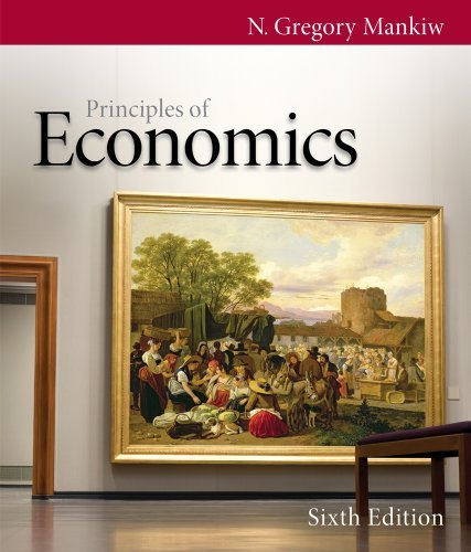 Principles of Economics 9780538453059