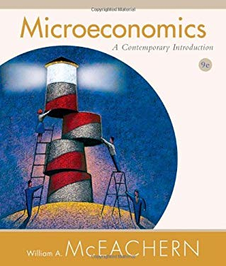 Microeconomics: A Contemporary Introduction 9780538453714