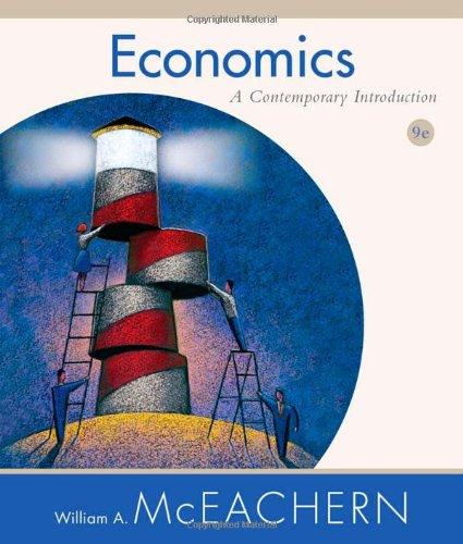 Economics: A Contemporary Introduction 9780538453745