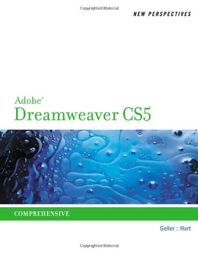 New Perspectives on Adobe Dreamweaver Cs5, Comprehensive 9780538467148