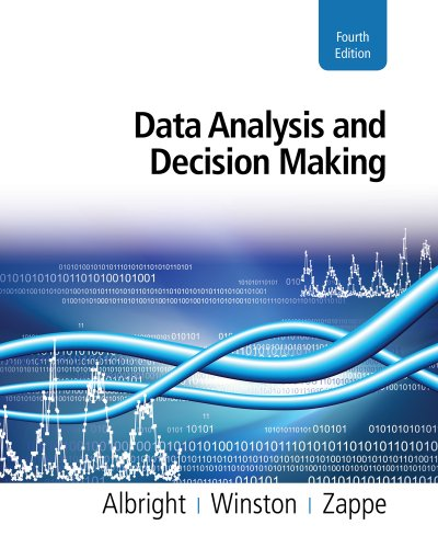 Data Analysis and Decision Making [With Access Code] 9780538476126