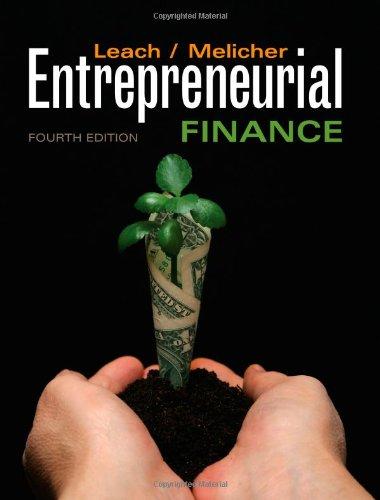 Entrepreneurial Finance 9780538478151