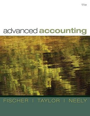 Advanced Accounting 9780538480284