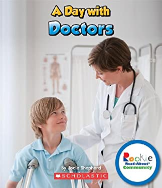 A Day with Doctors 9780531289501