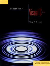 A First Book of Visual C++