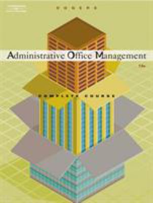Administrative Office Management, Complete Course 9780538438575