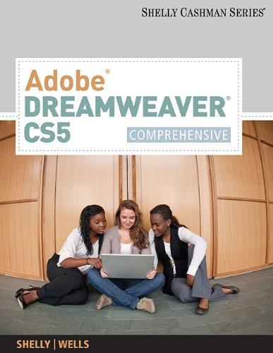 Adobe Dreamweaver Cs5: Comprehensive 9780538473941
