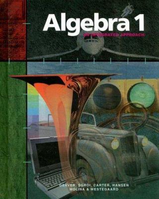 Algebra 1: An Integrated Approach 9780538680479