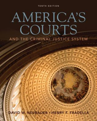 America's Courts and the Criminal Justice System 9780538738293
