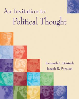 An Invitation to Political Thought 9780534545635